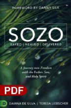 SOZO Saved Healed Delivered: A Journey into Freedom with the Father, Son, and Holy Spirit (e-Book PDF Download) by Teresa Liebscher, Dawna DeSilva