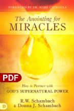 The Anointing for Miracles: How to Partner with God's Supernatural Power (e-book PDF Downlaod) by R.W. Schambach and Donna Schambach