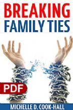 Breaking Family Ties (e-Book PDF download) by Michelle D. Cook-Hall