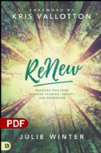Renew (PDF Download) by Julie Winter